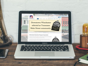 New Look for Winchester Downtown Program Corporation